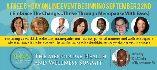 Learn All About Menopause At The Free Menopause Summit