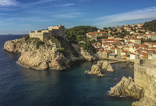 Dubrovnik Walled City © lynette sheppard