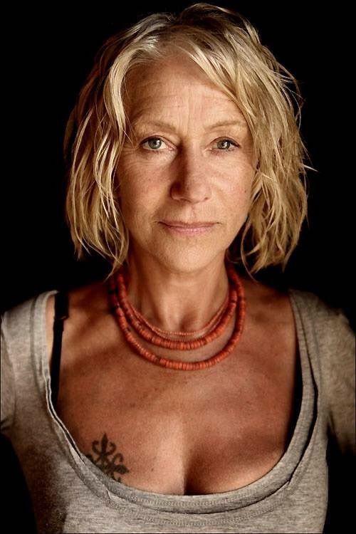 Helen Mirren made me do it: Visioning a Second Act