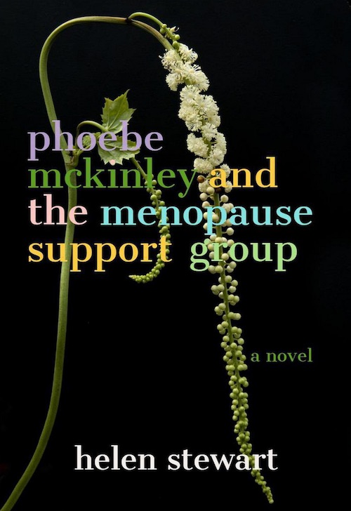 Phoebe McKinley and The Menopause Support Group