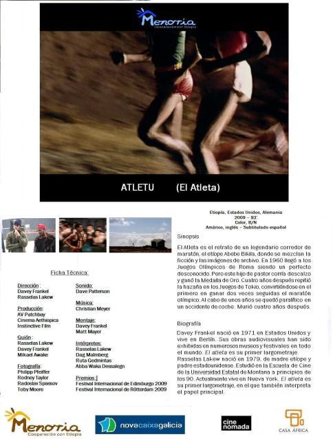 Ficha técnica Atletu