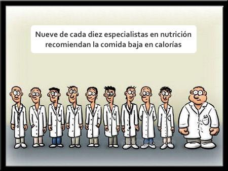 humor nutrición