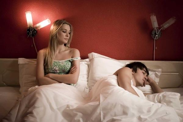 cansancio y deseo sexual