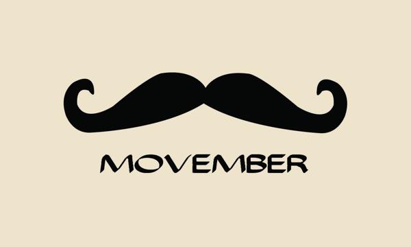 ¡Hoy comienza Movember! Mes dedicado a la salud del hombre