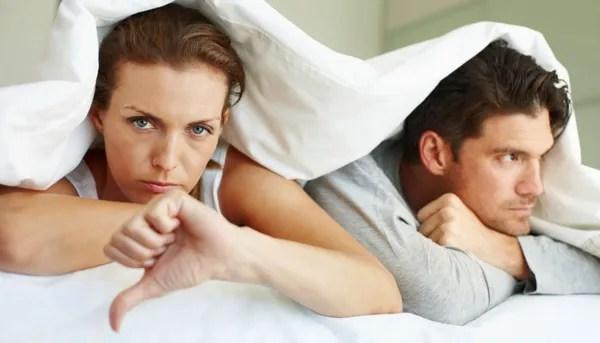 Los hombres cometemos muchos errores en la cama ¿cuáles?