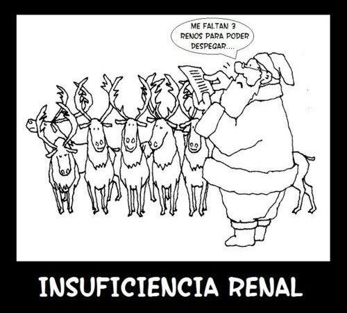 insuficiencia renal humor
