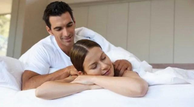 masaje a tu pareja
