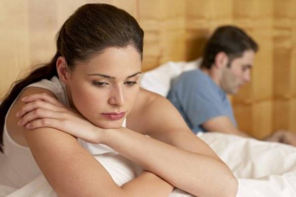 Las mujeres pierden el apetito sexual después de un año con su pareja