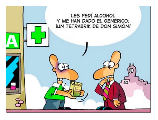 humor alcohol