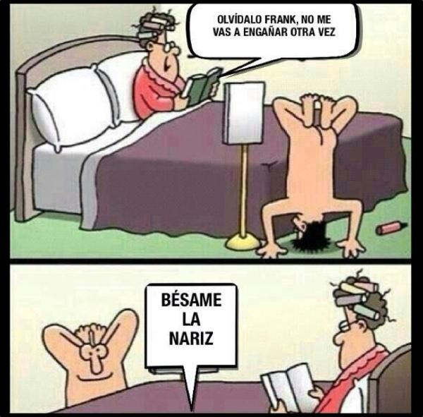 humor nariz