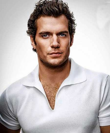 Image Result For Medium Hairstyles For Thick Hair Men
