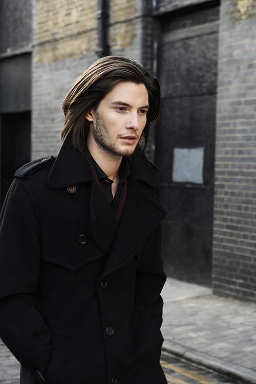 15 Male Celebrities With Long Hair Mens Hairstyles 2018