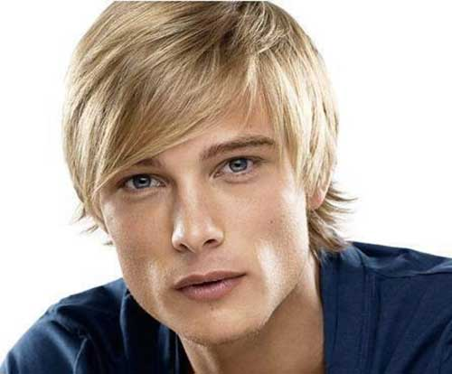 Image Result For Long Hairstyle For Round Face Men