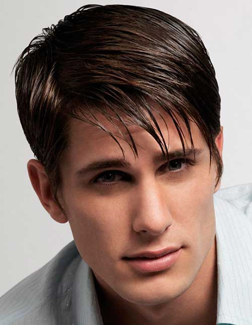 15 Cool Short Hairstyles For Men With Straight Hair Mens
