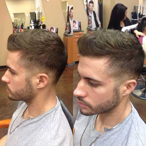Latest 20 Short Hairstyles For Men Mens Hairstyles 2018