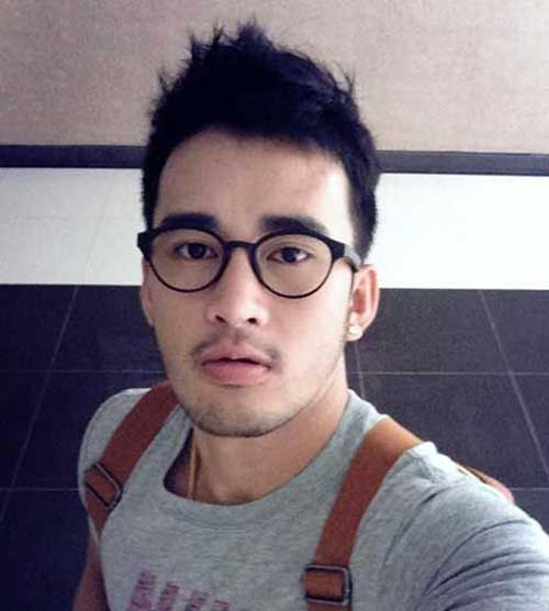 Image Result For Asian Men Long Hairstyle