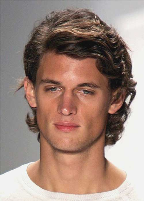 35 Mens Medium Hairstyles 2015 Mens Hairstyles 2018