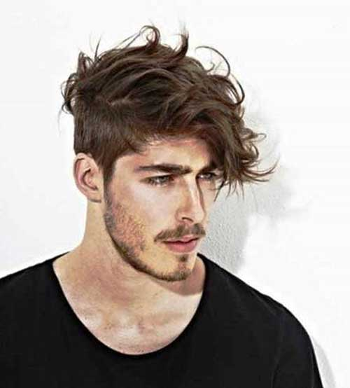 Image Result For Mens Hairstyle Long Face