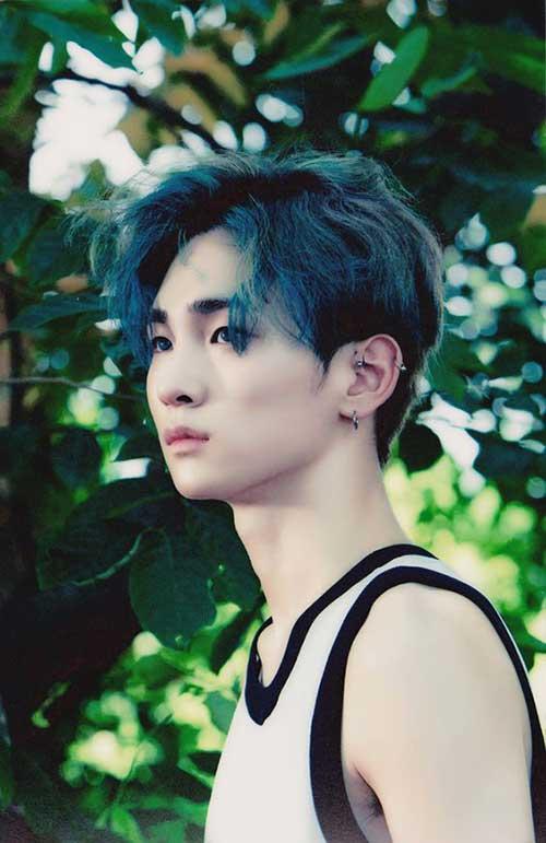 Most Beloved Korean Guys Hairstyles Mens Hairstyles 2018