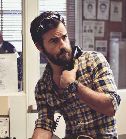 Fantastic Examples Of Lumberjack Beard Styles Mens