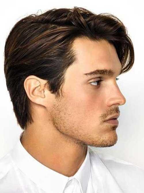 Guys Shoulder Hair