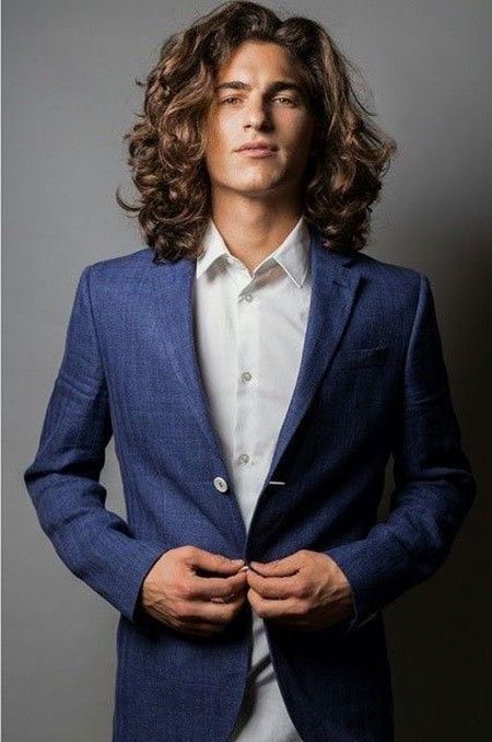 23 Mens Long Curly Hairstyles Mens Hairstyles 2018