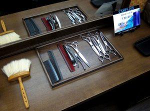 Εργαλεία ιαπωνικού μπαρμπέρη