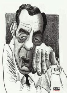 Nelson Rodrigues por Jorge Inácio