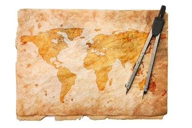 Mapa - Geografia
