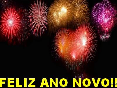 mensagem feliz ano novo para familia e amigos