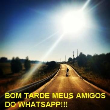 mensagem boa tarde para grupos whatsapp