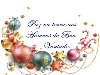 mensagem linda de feliz natal com muito carinho e amor