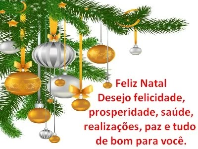 Feliz natal meus amigos