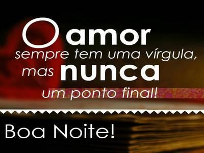 linda mensagem romantica de boa noite para pessoa amada