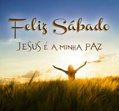 bom dia-Feliz sabado com Jesus