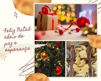 mensagem de feliz natal 2019