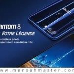 Phantom 8 : Le nouveau incroyable et très haut de gamme Smartphone de Tecno Mobile