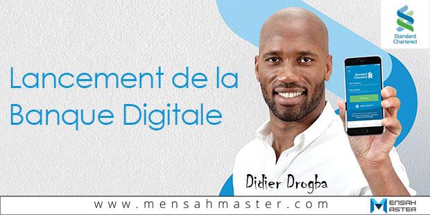 la banque digitale avec Didier Drogba 1