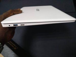 Accent notebook smart 140 connectivité 1