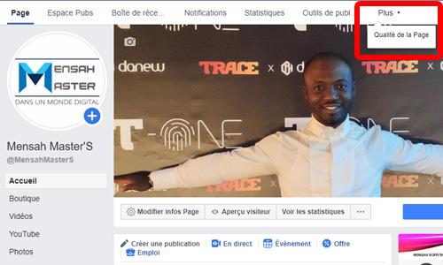 qualité-de-la-page facebook by mensahmaster