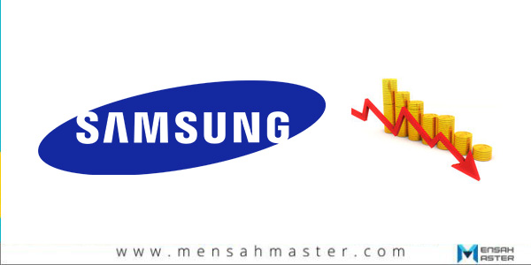 samsung-chute-benefices-mensahmaster