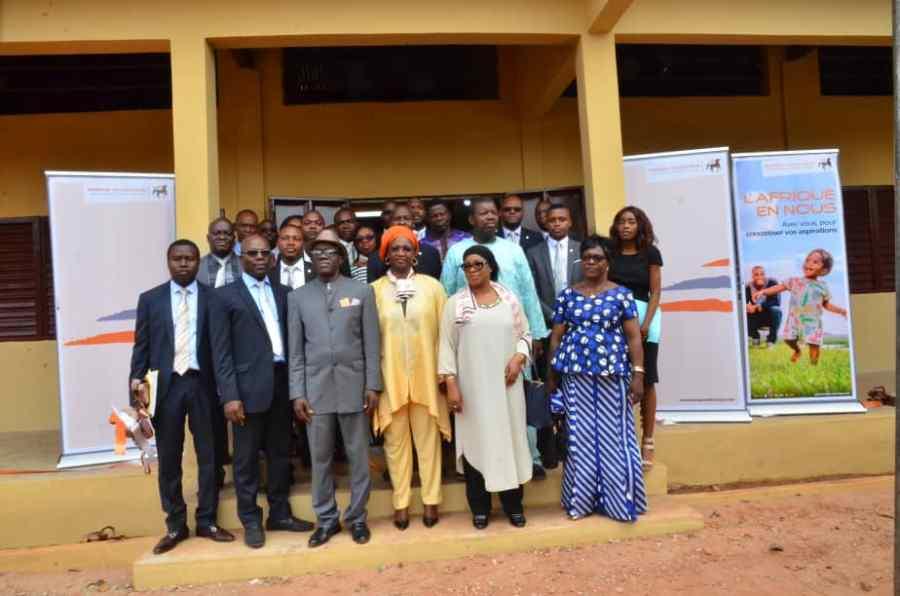 Ahossougbéta de Togba - Banque Atlantique Bénin - Mensah Master