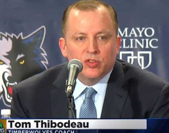 Tom Thibodeau Chicago Bulls Set Plays