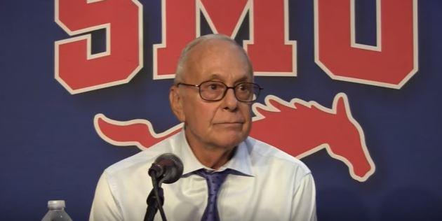 Larry Brown SMU Ball Screen Offense