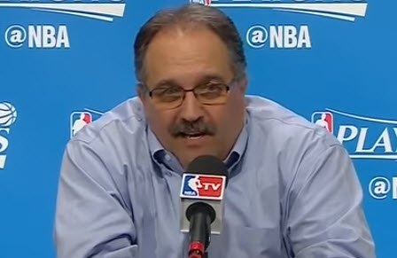 Stan Van Gundy Coaching U Live 2011 Notes