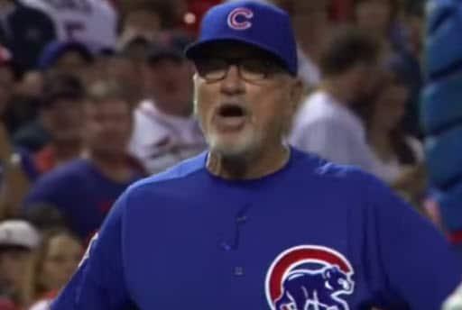 Chicago Cubs Manager Joe Maddon: His 13 Core Principles of Managing