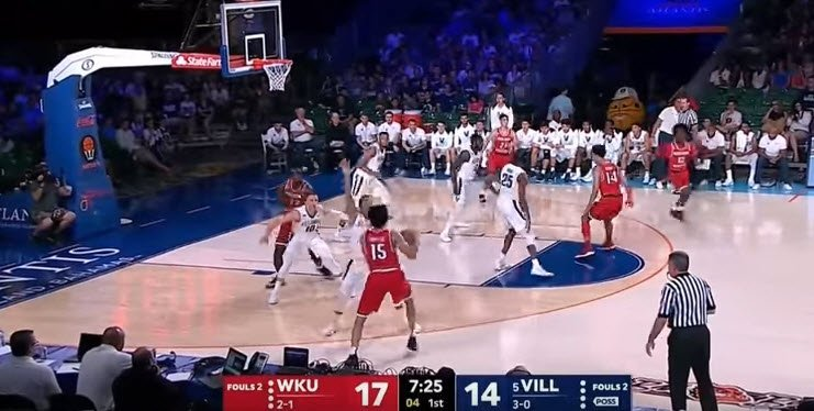 If I Ruled College Basketball…Part #1 by Chris Filios