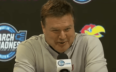 Kansas Zone Attack Leads Jayhawks to Final 4 by Chris Filios