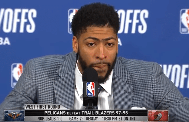 NBA New Orleans Pelicans:  Surprise Team of the NBA Playoffs…So far… by Chris Filios