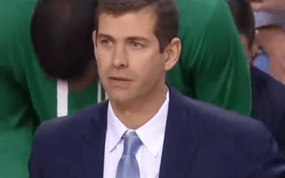 Brad Stevens ATO vs the 76ers by Mike Cyprien, Jr.